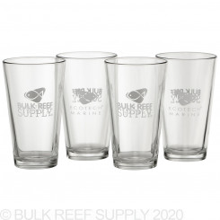 Pint Glasses - Set of 4