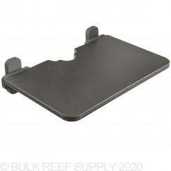 Aquarium Controller Board Shelf Accessory - Black