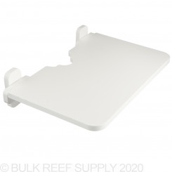 Aquarium Controller Board Shelf Accessory - White