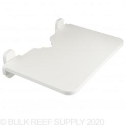Aquarium Controller Board Shelf Accessory - White
