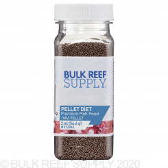 2oz Premium Saltwater Fish Food Pellets