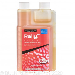 Rally Pro Fish Treatment - In Dispensing Bottle