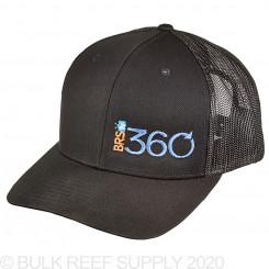 360 Hat - Black