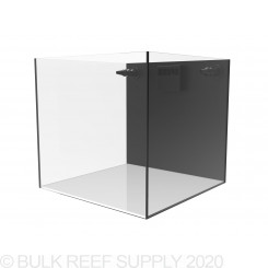 22.4 Gallon External Overflow Rimless Nano Aquarium