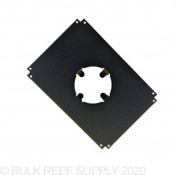 "2.5"" Circular LED Hybrid Mounting Bracket"