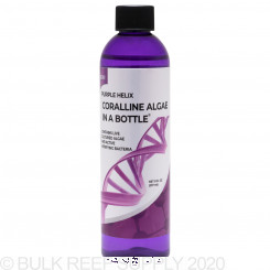8oz Purple Helix Coralline Algae