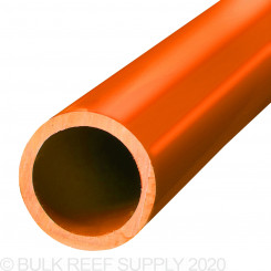 "24"" Orange Schedule 40 Pipe"