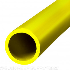 "24"" Yellow Schedule 40 Pipe"
