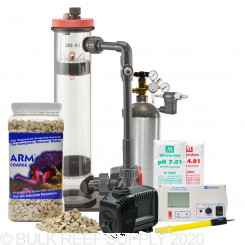80g to 150g Calcium Reactor Starter Bundle