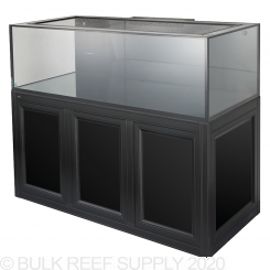 Nuvo EXT 200 Aquarium with Black APS Stand