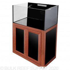 Nuvo EXT 75 Aquarium with Wood APS Stand