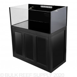 Nuvo EXT 100 Aquarium with Black APS Stand
