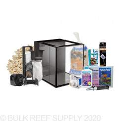 10 Gallon Nuvo Fusion PRO AIO Saltwater Aquarium Starter Kit