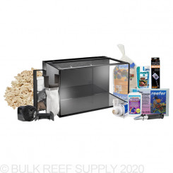 20 Gallon Nuvo Fusion PRO AIO Saltwater Aquarium Starter Kit