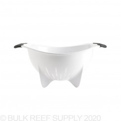 Coral Dip Plastic Strainer - OXO Good Grips