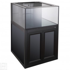 Nuvo INT 112 Aquarium with Black APS Stand