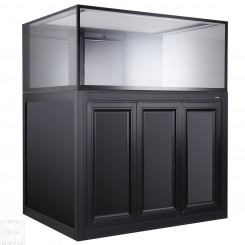 Nuvo INT 150 Aquarium with Black APS Stand