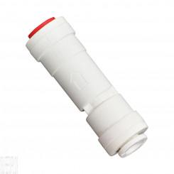"Inline Check Valve 1/4"" x 1/4"" Push Connect"