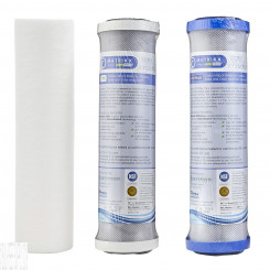 Pet Supplies Fine Bulk Reef Supply 7 Stage Matrikx Replacement Filter Kit Reverse Osmosis & Deionization