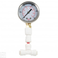 Glycerin Filled Pressure Gauge 1-100 PSI