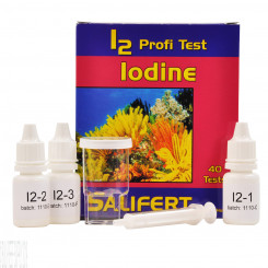 Iodine  Aquarium Test Kit