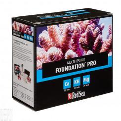 Reef Foundation Pro Multi Test Kit (Ca, Alk, Mg)