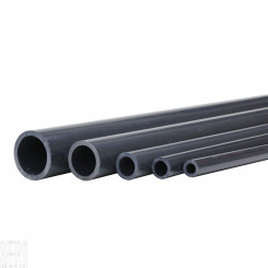 Grey Schedule 80 Pipe (46 Inch)