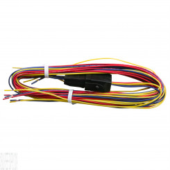 Wire Harness with Quick Disconnect