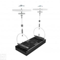 EXT Single Module Hanging Kit (Black)