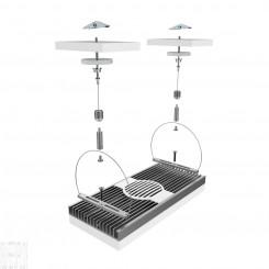 EXT Single Module Hanging Kit (Silver)