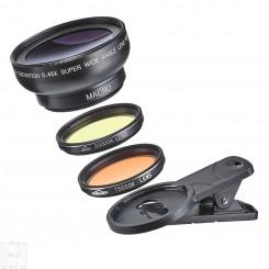 Clip-On Photo Lens Kit (OPEN BOX)