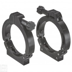 UV Sterilizer Mounting Clamps (2-Pack) - Black