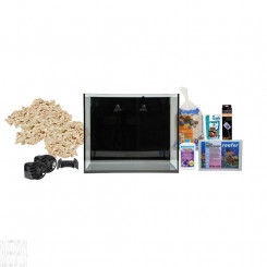 Nuvo Fusion 40 Gallon Saltwater AIO Aquarium Kit