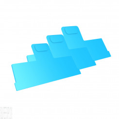 AquaBlade-P Acrylic Safe Replacement Blades