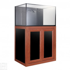 Nuvo INT 75 Aquarium with Wood APS Stand
