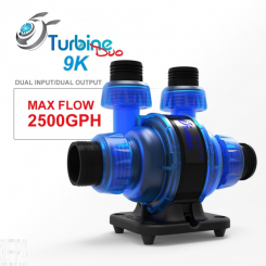 Turbine Duo 9K Flow Pump (2500GPH)