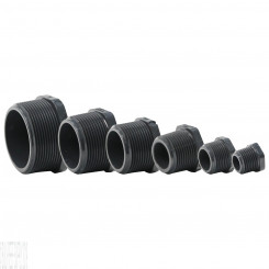 Schedule 80 PVC Threaded Plugs