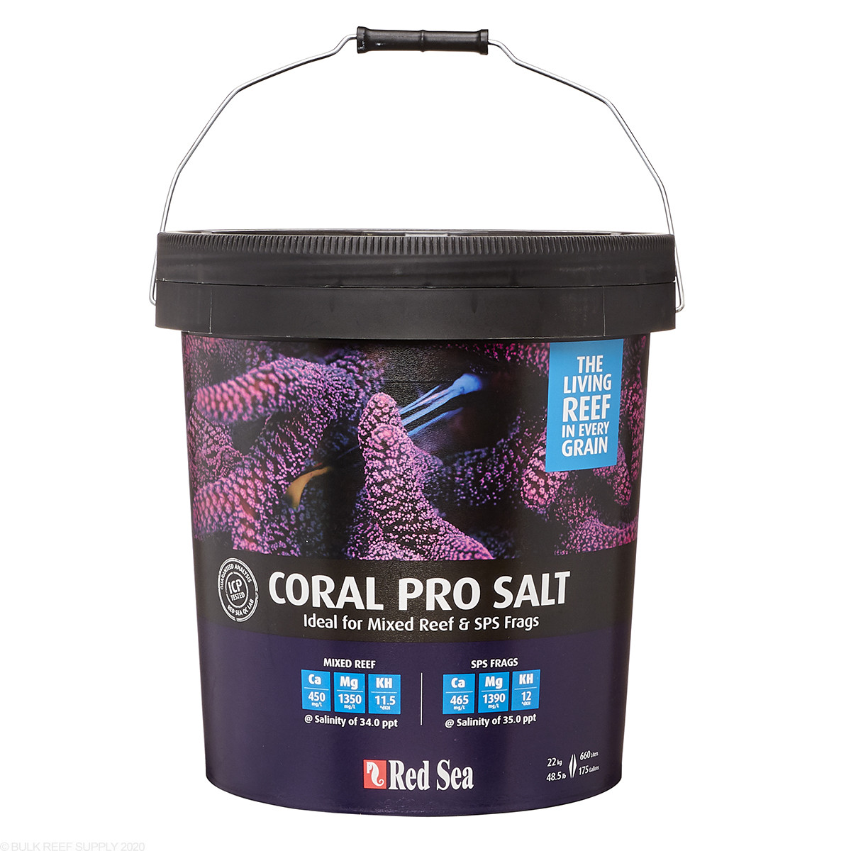 Red Sea Coral Pro Salt - Bulk Reef Supply