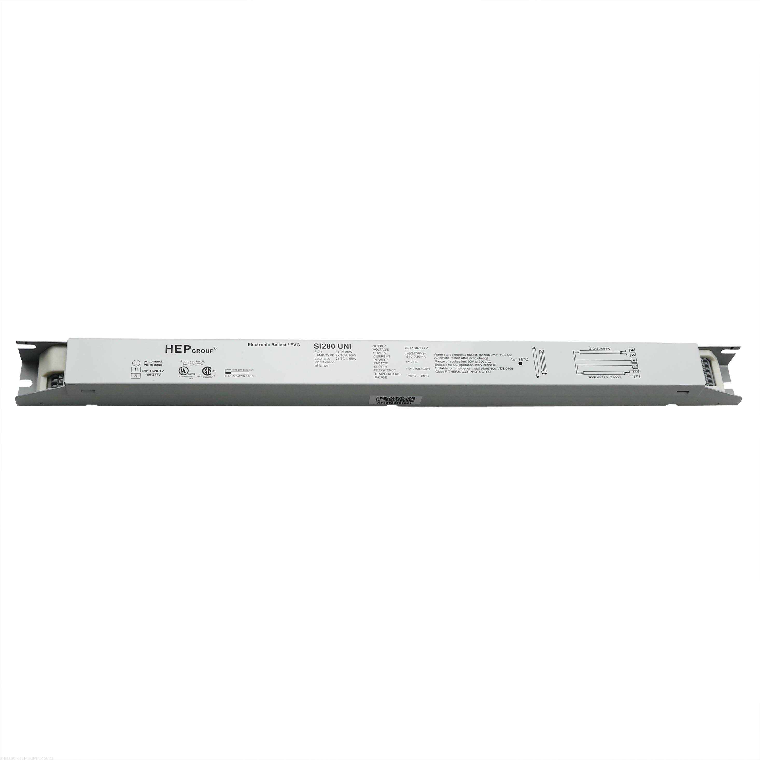2x80w T5 High-output Ballast - Ati