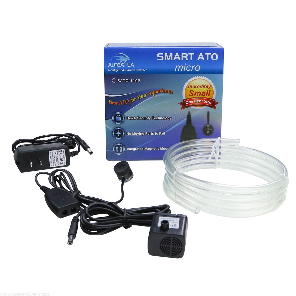 FULL SYSTEM AutoAqua Smart ATO Micro Auto Top Off System with Pump
