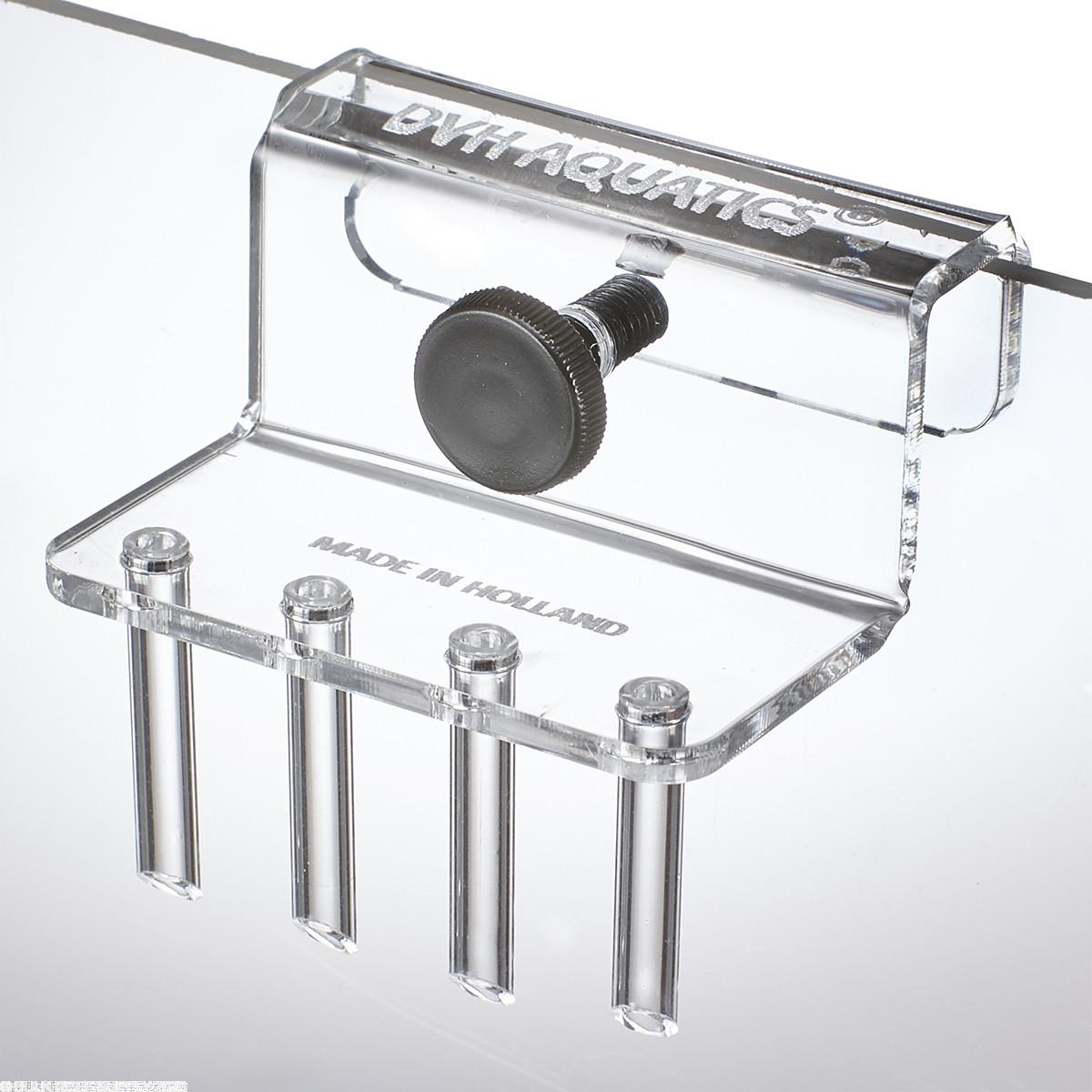 6 Tube Holder Holding Pipe Aquarium Additive Dosing Pump