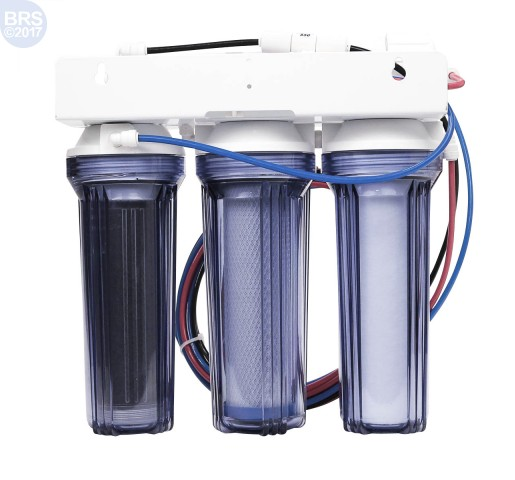 4 Stage 75GPD Value RO/DI System - Bulk Reef Supply