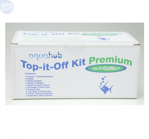 Aquahub DIY Top-it-Off Kit Premium