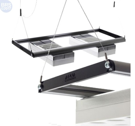 AI Sol LED Mouting Rails with Legs