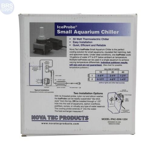 IceProbe Thermoelectric Aquarium Chiller - Nova Tec