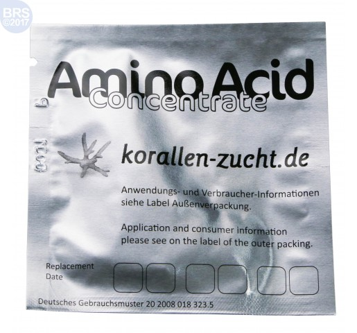 Korallen-Zucht Amino Acid Automatic Elements