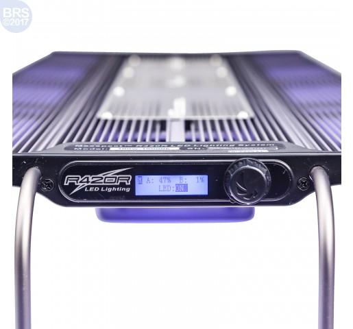 R420R Razor LED 180w 15000K Lighting Fixture