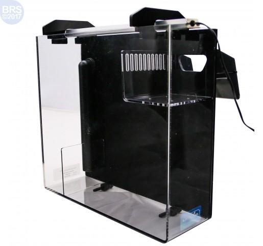 Small AquaFuge2 External Hang on Back Refugium with LED Ligthing System - CPR Aquatics (Default)