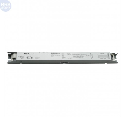 2x54W T5 High-Output Ballast - ATI