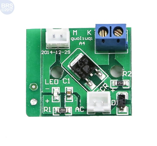 Replacement Roller Mat Circuit Board